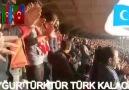 Tractor tribünleri Doğu Türkistana özgürlük istiyor!