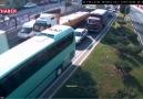 Trafik kazaları MOBESE'de