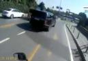 Trafikte Aziz Yıldırım ile tartışan motorcu
