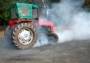 Traktör Burnout