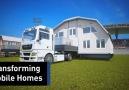 Transforming mobile homes