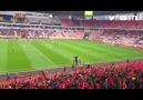 Tribün Haber - Eskişehirspor taraftarları Akhisarspor...