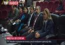 TRT Akademi Söyleşileri KTÜ İletişim Fakültesi Medya ve Çocuk Programı