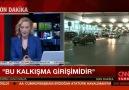 TRT'de bildiri okundu