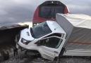 TRT Haber - Hemzemin geçitteki kaza kameralara yansıdı Facebook
