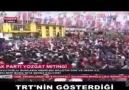 TRT'nin AKP mitingi yayınında yaptığı kamera hilesi