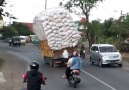 Truck Takes A Tumble | Overload