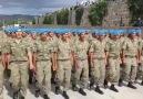 TSK'da Osmanlı ordu marşı görenlerin gözlerini yaşarttı