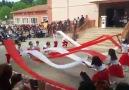 Tuğgeneral Hikmet Akıncı İlkokulu 23 Nisan gösterileri AmasyaAhmet Nebi