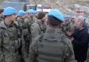 Tuncelideki askerler dualarla Afrine uğurlandı.