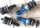Tuning07 Air Suspension installation