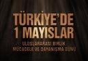 Türkiye'de 1 Mayıslar