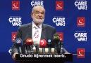 Türkiyeyi İstanbula yığmak akıl krı değil! - Temel Karamollaoğlu