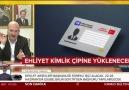 24 TV - EHLİYET KİMLİK ÇİPİNE YÜKLENECEK