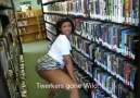 Twerking in public places 18