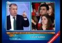 Ümit Özdağ ve AKP'li genç.