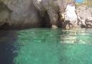 Underwater Caves In Zakynthos Island Greece