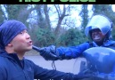 Using martial arts to defend yourself from riot police Wing Chun Master
