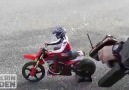 Uzaktan kumanda motosiklet.