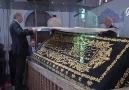Video Cumhurbaşkanı Erdoğan Yavuz Sultan Selimin türbesini ziyaret etti