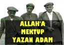 Video Dünyası - The man (in the middle) who wrote letters from the hospital to his fans)
