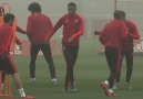 Video: First-team training