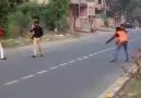 Video İp şakasıyla bütün şehri kandırdılar.