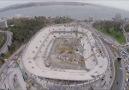 VİDEO: Kartal bakışı Vodafone Arena!