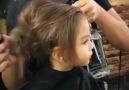 Video Medya - Minik çocuğun İlk Saç Kesimi İnanılmaz Değişim Facebook