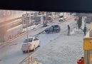 VIDEO Shikoni si ndodhi nj aksident n Prizren KENI KUJDES n vozitje!