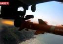 VİDEO Teröristlerin korkulu rüyası tanksavar milli füze sistemi UMTAS