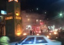 Viranşehir'de akp binası ateşe veriliyor!