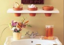 8 ways to make your bathroom look ideal