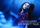 We Dont Talk Anymore - Charlie Puth feat. Selena Gomez (Solo Selena Versiyonu)