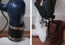 Wet boots Fix em in no time with this DIY dryer! Heres how bzfd.it2lryev3