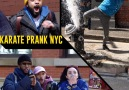 What the...! This Karate prank is ridiculously awesome.