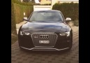 Why Audi Thats why! ENJOY!