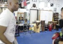 Wingchun Tips - Anderson Silva learning some JKD
