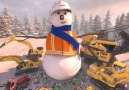 Wishing you a Merry Christmas and a Happy New Year from Komatsu!