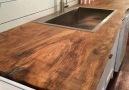 Woodworking Crazy - 10 Beautiful wood countertop ideas Facebook
