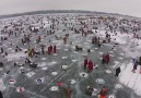 World's Largest Ice Fishing Competition