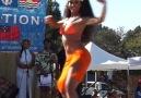 World Tahiti Champion - Melanie Amen