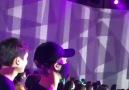 170528 WOW! The Letter konserinden oldukça eğlenen bir Taemin.