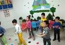 5-6 yaş grubu ritim çalışmalarımız.