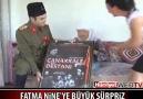 103 yaşındaki Fatma Ninenin Atatürk Sevgisi !