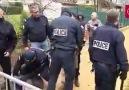 72 Yaşın da Yaşlı bir Kadına Avrupa Polisinin Davranışı