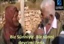 ''Yaşlı Aleviyle Suriyeli Mücahidin tebessüm ettiren diyaloğu''