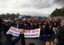01.12.2014 YATAĞAN ENERJİ VE MADEN İŞÇİLERİ İŞYERİNİ TERK ETME...