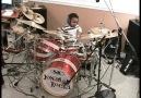 5 Year Old Drummer