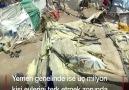 Yemende Suudi Arabistan ablukasının bedelini ödeyen siviller